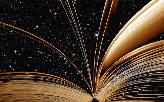 books-stars