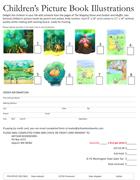Prints Order Form