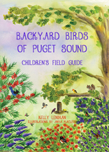 backyard birds of puget sound book cover